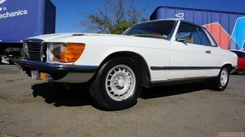 1980 Mercedes-Benz 350-Class for sale at 1 Owner Car Guy in Stevensville MT