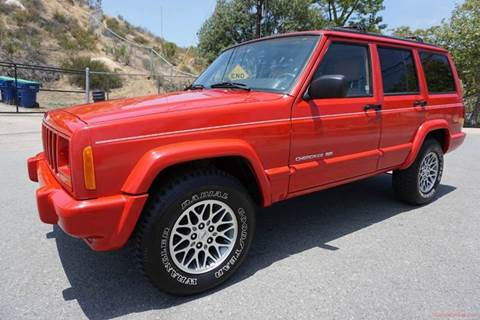 1998 Jeep Cherokee for sale at 1 Owner Car Guy in Stevensville MT