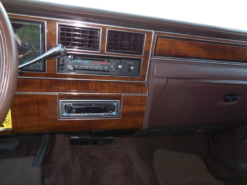 1989 Lincoln Town Car 4dr Sedan In El Cajon Ca 1 Owner