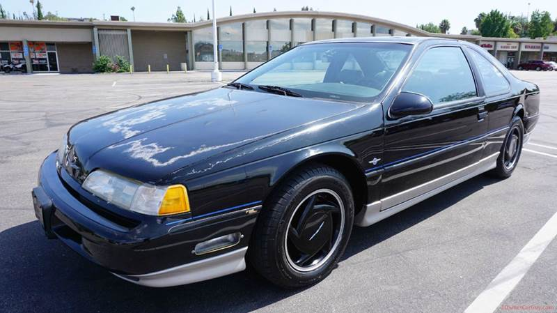 1990 Ford Thunderbird for sale at 1 Owner Car Guy in Stevensville MT