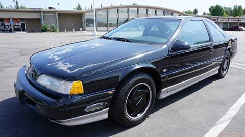 1990 Ford Thunderbird for sale at 1 Owner Car Guy in Stevensville MT