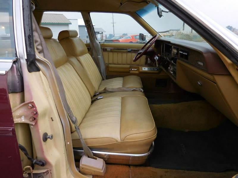 1978 Mercury Grand Marquis  - Stevensville MT