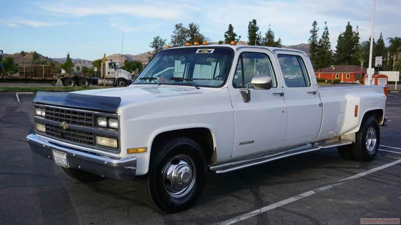 1989 Chevrolet C/K 3500 Series for sale at 1 Owner Car Guy in Stevensville MT