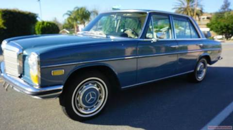 1968 Mercedes-Benz C-Class for sale at 1 Owner Car Guy in Stevensville MT
