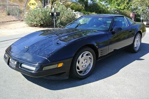 1993 Chevrolet Corvette for sale at 1 Owner Car Guy in Stevensville MT