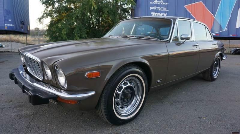1974 Jaguar XJ for sale at 1 Owner Car Guy in Stevensville MT