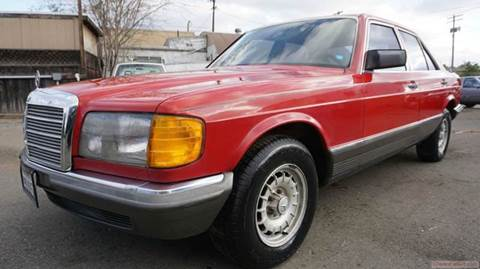 1982 Mercedes-Benz 280-Class for sale at 1 Owner Car Guy in Stevensville MT