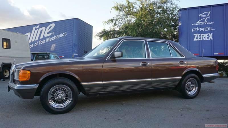1983 Mercedes-Benz 300-Class for sale at 1 Owner Car Guy in Stevensville MT