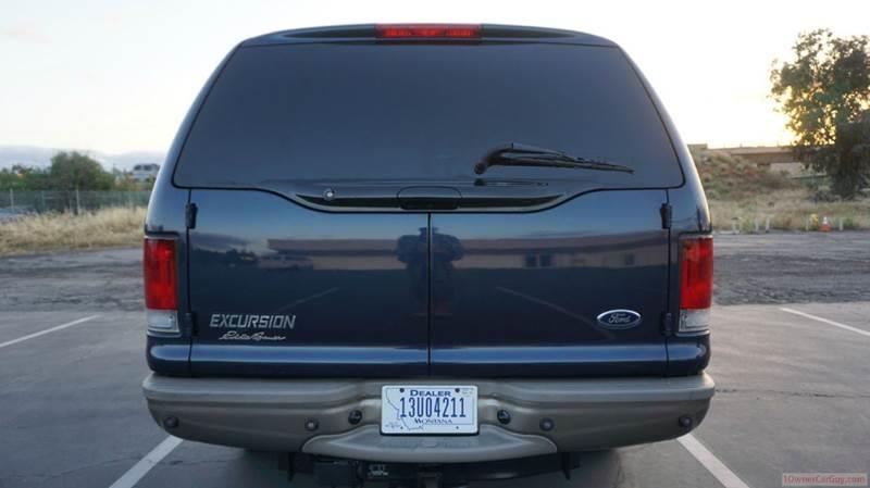 2003 Ford Excursion Eddie Bauer - Stevensville MT