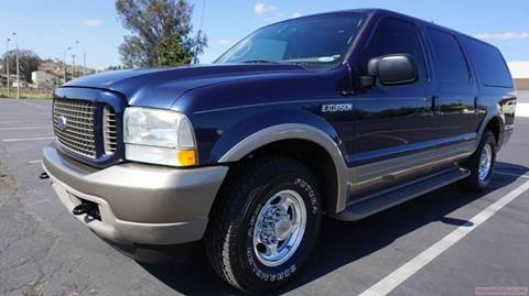 2003 Ford Excursion for sale at 1 Owner Car Guy in Stevensville MT