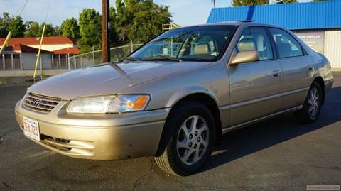1998 Toyota Camry for sale at 1 Owner Car Guy in Stevensville MT