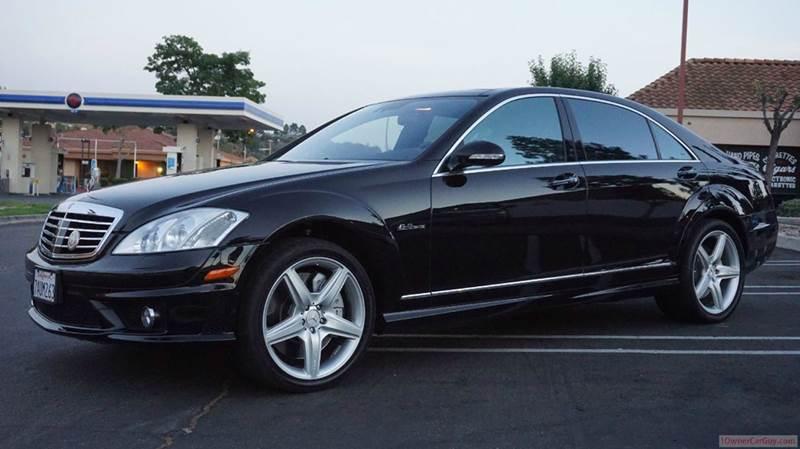 2009 Mercedes-Benz S-Class for sale at 1 Owner Car Guy in Stevensville MT