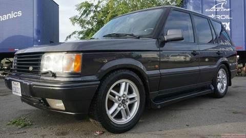 1999 Land Rover Range Rover for sale at 1 Owner Car Guy in Stevensville MT