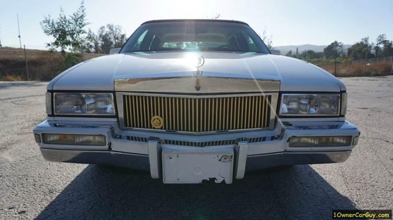 1991 Cadillac Deville In El Cajon CA - 1 Owner Car Guy