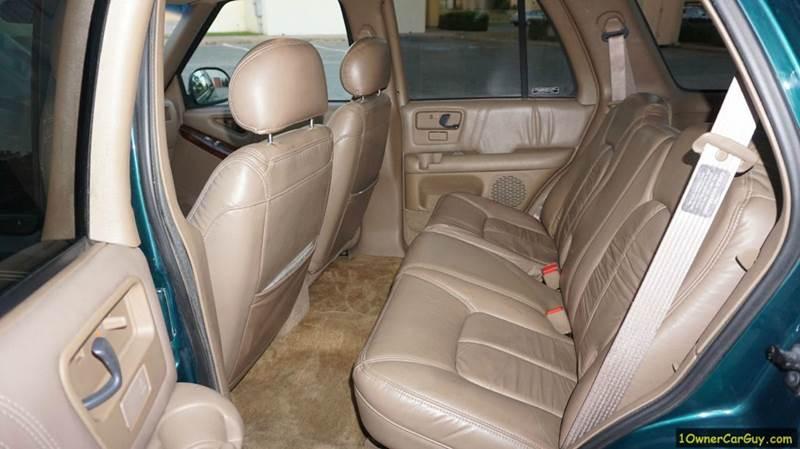 1997 Oldsmobile Bravada AWD 4dr SUV - Stevensville MT