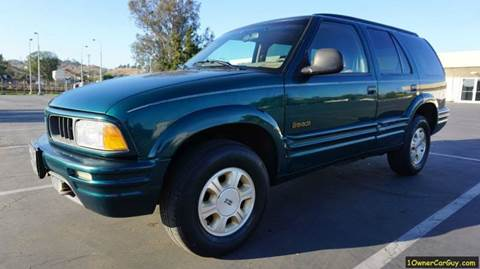 1997 Oldsmobile Bravada for sale at 1 Owner Car Guy in Stevensville MT