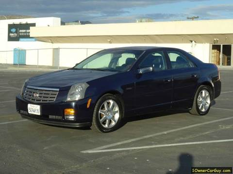 2004 Cadillac CTS for sale at 1 Owner Car Guy in Stevensville MT