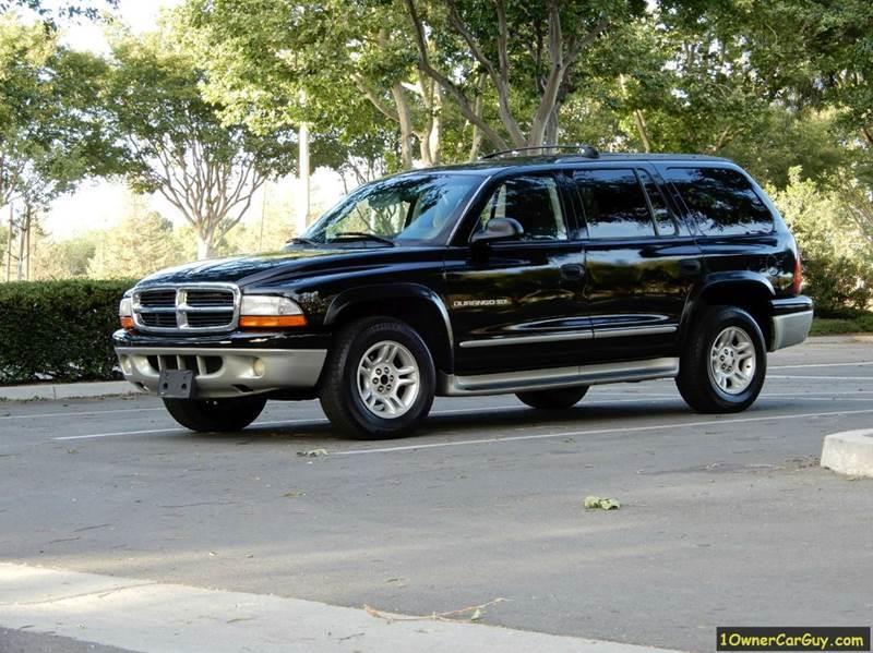 2001 Dodge Durango Slt 2wd 4dr Suv In Stevensville Mt