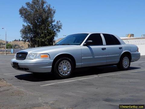 2003 Ford Crown Victoria for sale at 1 Owner Car Guy in Stevensville MT