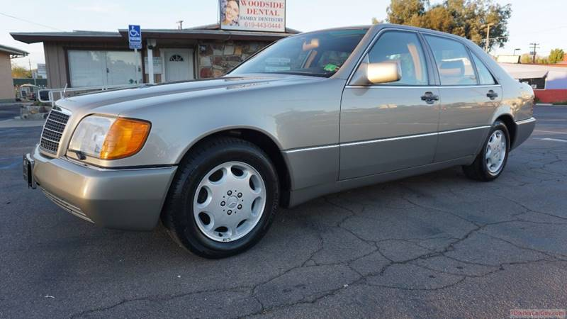 1993 mercedes benz 600 class 4dr 600 sel sedan in el cajon for Mercedes benz el cajon