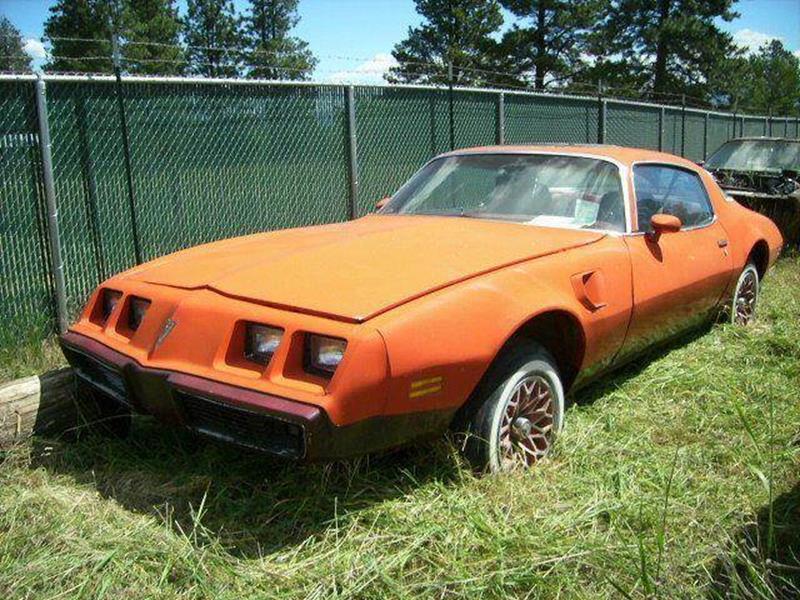 1979 Pontiac Firebird for sale at 1 Owner Car Guy in Stevensville MT