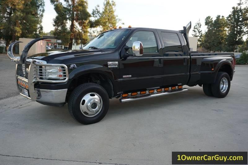 2007 Ford F-350 Super Duty XLT 4dr Crew Cab 4WD SB DRW - Stevensville MT