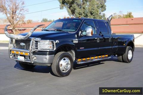 2007 Ford F-350 Super Duty for sale at 1 Owner Car Guy in Stevensville MT