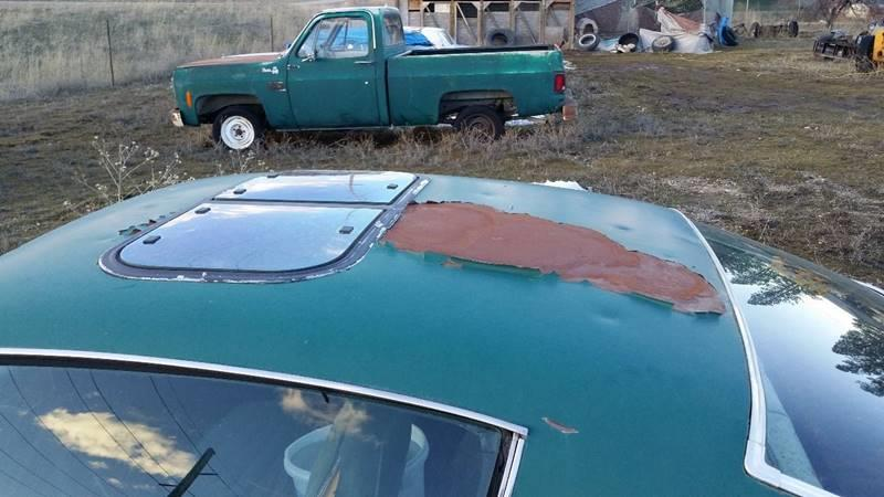 1971 Pontiac Firebird  - Stevensville MT