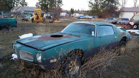 1971 Pontiac Firebird for sale in El Cajon, CA