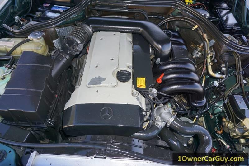 1994 Mercedes-Benz E-Class E 320 4dr Sedan - Stevensville MT