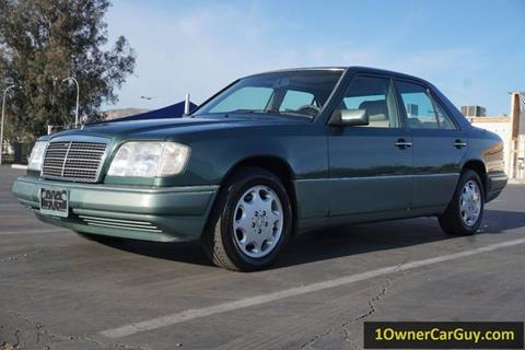 1994 Mercedes-Benz E-Class for sale at 1 Owner Car Guy in Stevensville MT