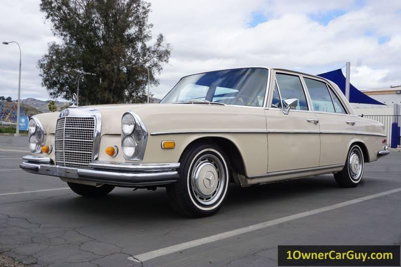 1969 Mercedes-Benz 280-Class for sale at 1 Owner Car Guy in Stevensville MT
