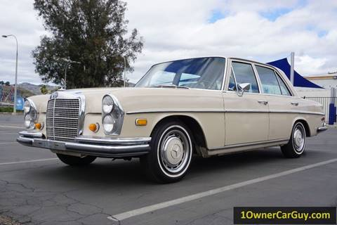 1969 Mercedes-Benz 280-Class for sale at 1 Owner Car Guy in Stevensville MT