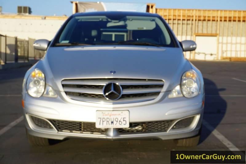 2006 Mercedes-Benz R-Class AWD R 500 4MATIC 4dr Wagon - Stevensville MT