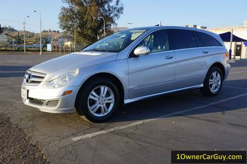 2006 Mercedes-Benz R-Class for sale at 1 Owner Car Guy in Stevensville MT