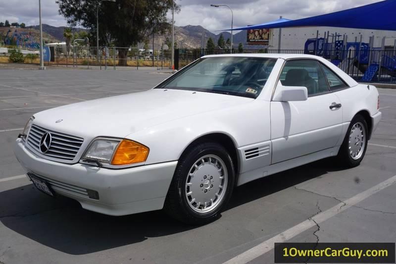 1992 Mercedes-Benz 500-Class for sale at 1 Owner Car Guy in Stevensville MT
