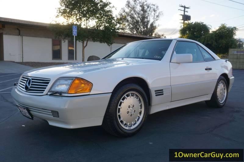1992 Mercedes-Benz 500-Class 500 SL 2dr Convertible - Stevensville MT