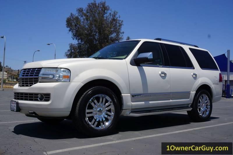 2008 Lincoln Navigator for sale at 1 Owner Car Guy in Stevensville MT