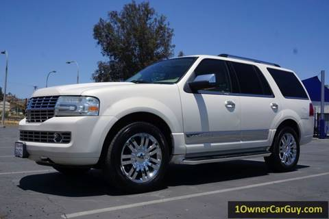 2008 Lincoln Navigator for sale at 1 Owner Car Guy in Stevensville MT
