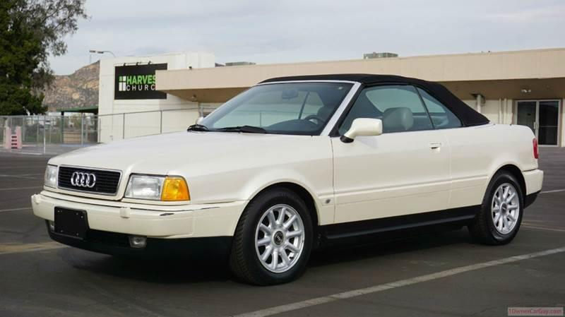 1996 Audi 80 for sale at 1 Owner Car Guy in Stevensville MT