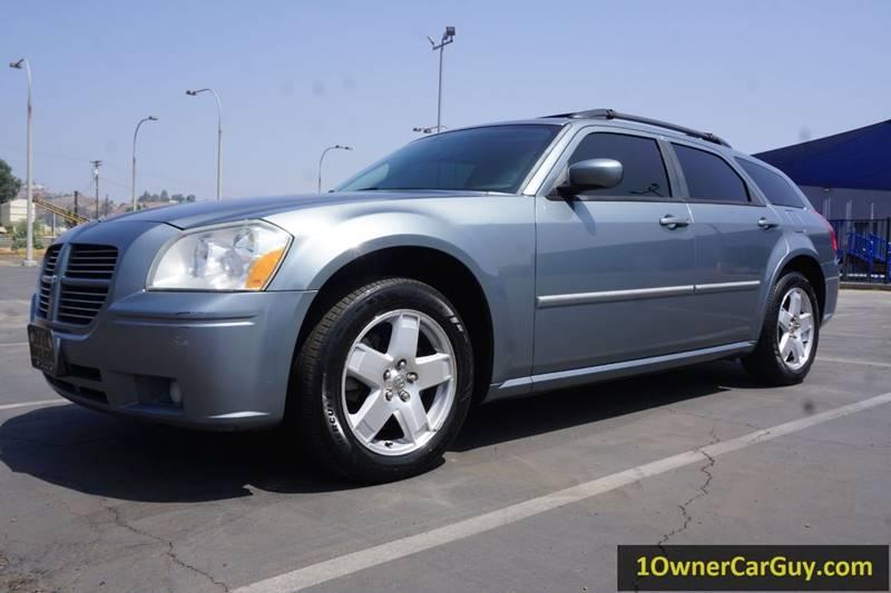 2007 Dodge Magnum for sale at 1 Owner Car Guy in Stevensville MT