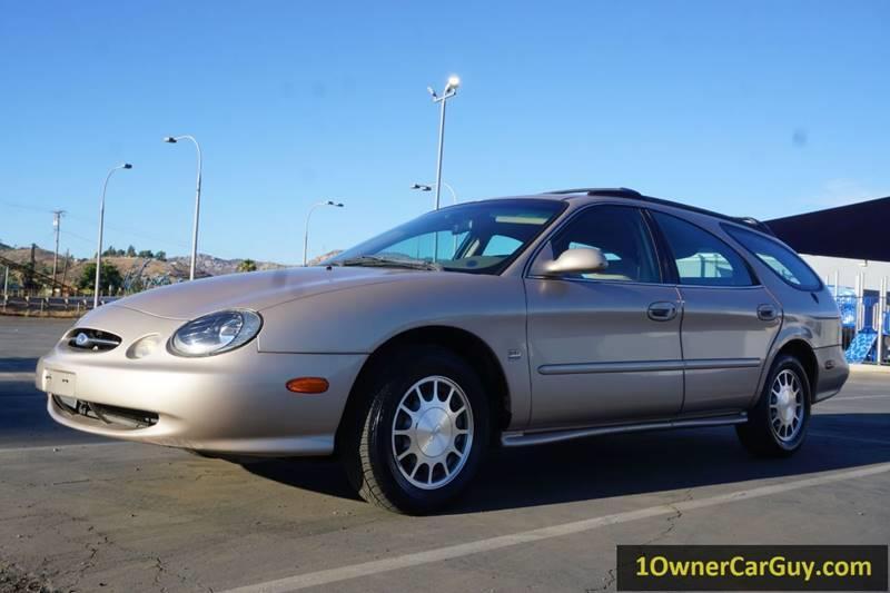 1999 Ford Taurus for sale at 1 Owner Car Guy in Stevensville MT