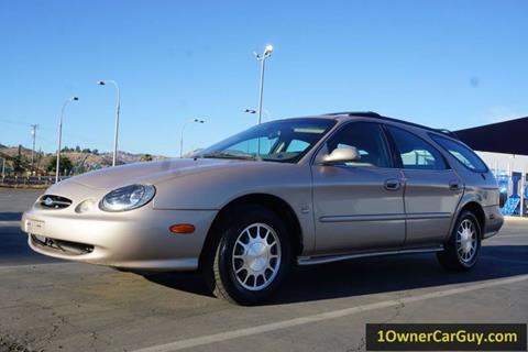 1999 Ford Taurus for sale at 1 Owner Car Guy in Stevensville MT