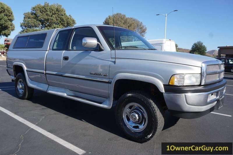 1996 Dodge Ram Pickup 2500 2dr Laramie SLT 4WD Extended Cab SB - Stevensville MT
