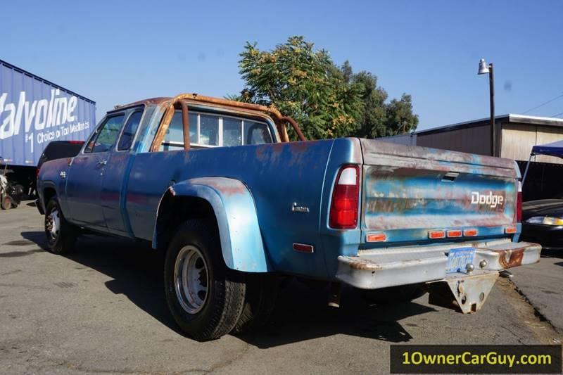 1976 Dodge D350 Pickup  - Stevensville MT