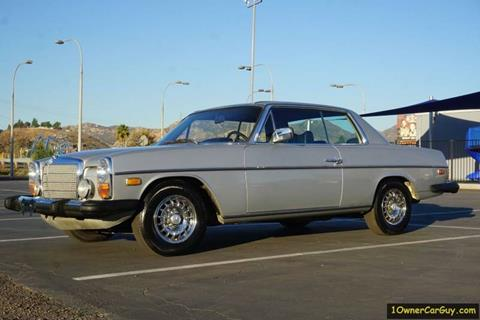 1975 Mercedes-Benz 280-Class for sale at 1 Owner Car Guy in Stevensville MT
