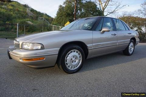 1997 Buick LeSabre for sale at 1 Owner Car Guy in Stevensville MT