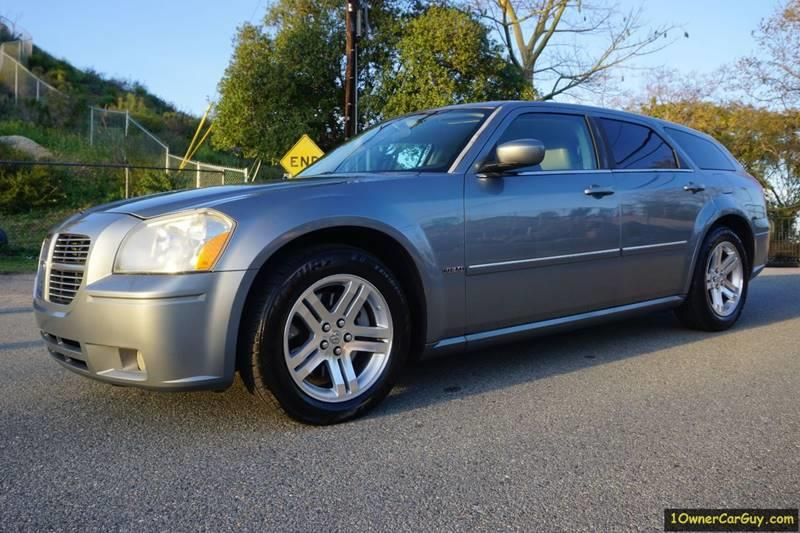 2006 Dodge Magnum Rt 4dr Wagon In Stevensville Mt 1 Owner Car Guy