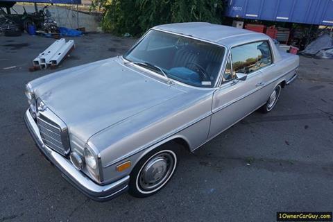 1970 Mercedes-Benz 250C W114 W115 for sale at 1 Owner Car Guy in Stevensville MT