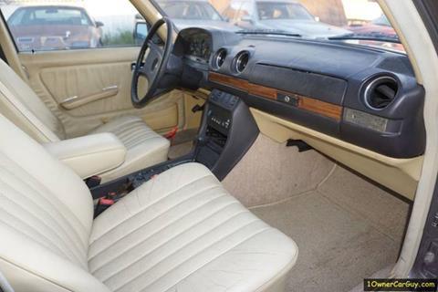 1984 Mercedes-Benz 280-Class